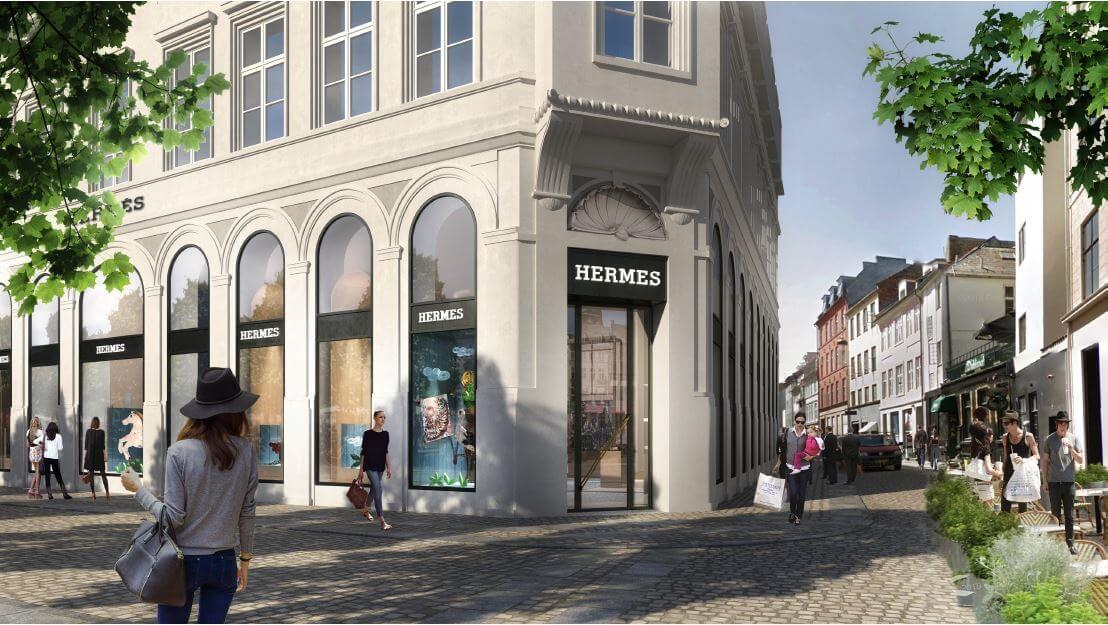 Hermès Kopenhagen